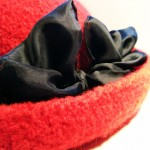 Etsy Red Bow Close up
